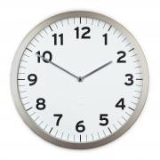 Стенен часовник с бял циферблат Umbra Anytime