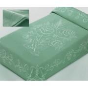Pătură de pat single Belpla Ster 501 Aqua