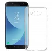 Funda Para Samsung J730 Galaxy J7 Pro Silicon TPU - Transparente