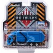 2019 Mack LR Refuse Truck Solid Pack - S.D. Trucks Series 7 1 64