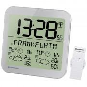 Statie meteo Bresser MyTime, distanta transmisie 30 m, termometru, higrometru, alarma