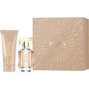 Boss Perfumes femeninos Boss Black Boss The Scent For Her Gift Set Eau de Toilette Spray 30 ml + Body Lotion 100 ml 1 Stk.