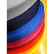 PES-Ripsband 15 mm hautfreundlich 50 mtr. Rolle