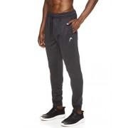 HEAD Pantalones Deportivos para Hombre, Pro Black Heather, Large