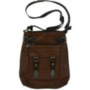 Hidetrend Messenger Bag(Brown)