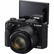 Canon Powershot G3 X Aparat Foto Compact 20.2MP Negru