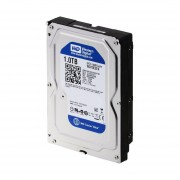 Disco Duro 3.5 Western Digital 1TB 7200RPM SATA 3 64MB WD Blue (WD10EZEX)-Gris