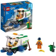 LEGO City Great Vehicles 60249 Utcaseprő gép