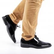 Мъжки обувки Aarav черни