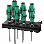 Комплект отвертки 367/7 TORX® HF Kraftform Plus, 5223161001, WERA