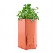 Waldbeck Potatoe-Pro Vaso para Batatatas Abertura Removível Varandas & Terraços