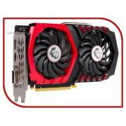 Видеокарта MSI GeForce GTX 1050 Ti 1303Mhz PCI-E 3.0 4096Mb 7008Mhz 128 bit DVI HDMI HDCP GTX 1050 Ti GAMING 4G