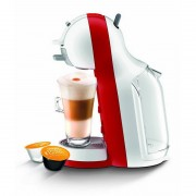 DeLonghi EDG 305 Mini Me Dolce Gusto Branca e Vermelha