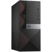 Desktop, DELL Vostro 3668 MT /Intel i7-7700 (3.6G)/ 8GB RAM/ 1000GB HDD/ Win10 Pro + Mouse&KBD (N403VD3668EMEA01)
