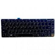 Клавиатура за Lenovo Ideapad Yoga 3 Pro, US, без рамка, черна