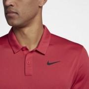 Nike Breathe Golf-Poloshirt in Standardpassform für Herren - Pink
