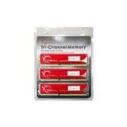6 Gb com 3X2Gb 240P DDR3 1600 Pc3 12800, G.SKILL, F3-12800CL9T-6GBNQ, 6 Gb
