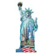 Statuia Libertății, New York - forma