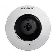 Camera IP Hikvision Mini Fisheye DS-2CD2942F-IS(1.6mm), IR 10m, 3D DNR, slot microSD, PoE + Discount la kit (Hikvision)