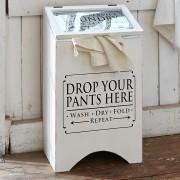 LOBERON Wäschebox Drop it