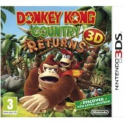 Donkey Kong Country Returns 3D, за 3DS