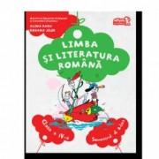 Limba si literatura romana. Manual Clasa a IV-a Semestrul al II-lea +CD