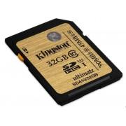 Card Kingston SDHC 32GB Clasa 10 SDA10/32GB