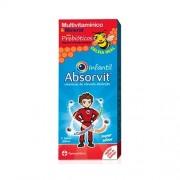 Absorvit Multivitaminico Infantil Com Geleia Real 300ml