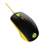 Steelseries Ss-62340 Proton Yellow Rival 100 Rgb 4000dpi Gaming Mouse