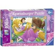 Puzzle Rapunzel, 100 Piese Ravensburger