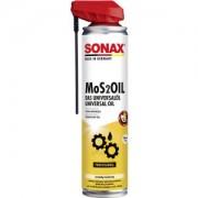 Sonax GmbH SONAX MoS2Oil EasySpray Schmiermittel, Kontakt-, Gleit- und Schmiermittel, 400 ml - Sprühdose