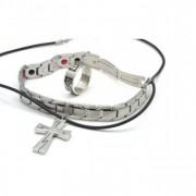 Set bijuterii magnetice cod VOX 1007