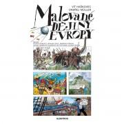 Albatros Malované dějiny Evropy