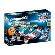 SUPER 4 AGENTUL GENE Playmobil