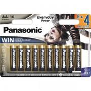 PANASONIC baterije LR6EPS/10BW 64F Cirque du Soleil LR6EPS/10BW 6+4F Cirque du Soleil