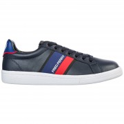 Fred Perry Scarpe sneakers uomo in pelle