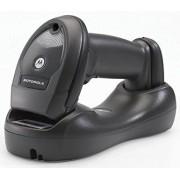 Cititor coduri de bare 1D Zebra LI4278 Bluetooth negru cu cradle