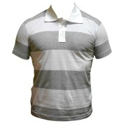Camiseta Polo Grey - GG