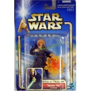 Star Wars Attack Of The Clones : Jedi Saesee Tiin