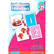 """Tingoking """"Let's Learn Numbers"""" Educational & Learning Puzzle Game For Kids"""