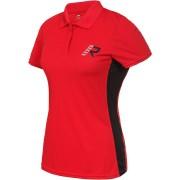 Rukka Luisa Camiseta de las señoras Rojo 36