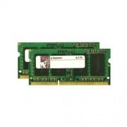 Kingston 16GB [2x8GB 1600MHz DDR3 CL11 SODIMM]