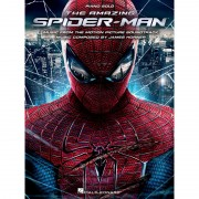 Hal Leonard - James Horner: The Amazing Spider-Man - Piano Solo
