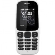 NOKIA 105 DS(Battery 800 mAh (1.8 inch) Display4 MB RAM 4 MB ROM )