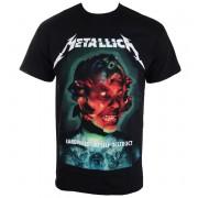 Herren T-Shirt Metallica - Hardwired Album Cover - ATMOSPHERE - RTMTLTSBHCO