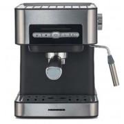 Espressor manual Heinner HEM-B2016SA, 850 W, 20 bari, 1.6 l (Negru/Inox)