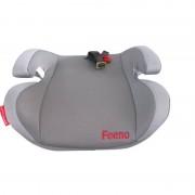 Primebebe booster autosjedalica Feeno Steel grey