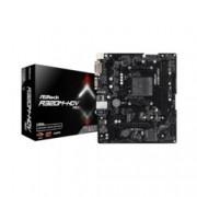 Дънна платка ASRock A320M-HDV R3.0, A320, AM4, DDR4, PCI-E, 4x SATA 6Gb/s, 1x Ultra M.2 socket, 4x USB 3.1 Gen 1, Micro ATX