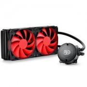 Водно охлаждане DeepCool Maelstrom 240 за процесори AMD/Intel, DP-MAEL240_VZ