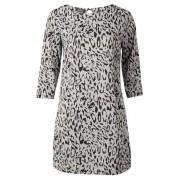 Fashionize Dress Leopard Chic